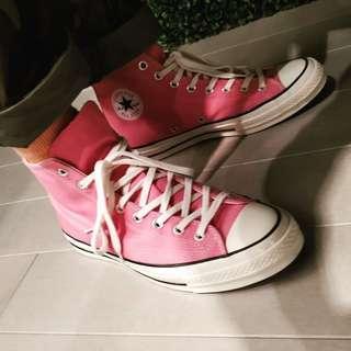 🚚 Converse 70' pink (US10)
