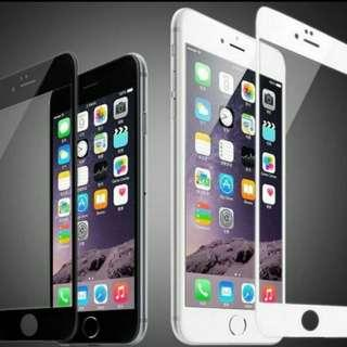 Full Coverage Tempered Glass For iPhone 6/6S/6+/6S+