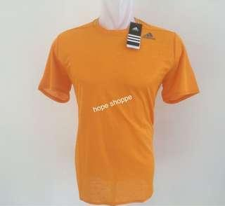 Original Adidas Men Running Supernova Tee Shirt AK2097 Kaos Lari