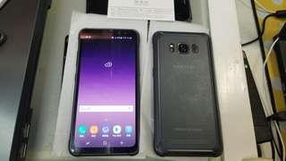 軍事級三防 SAMSUNG Galaxy S8 Active G892A 國際語言 8-99新淨