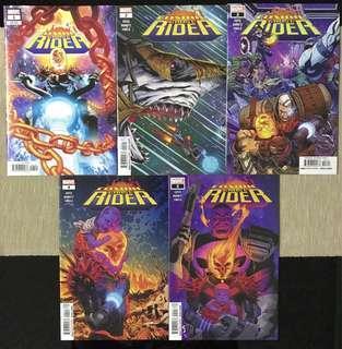 Cosmic Ghost Rider (Complete) - Marvel Comics