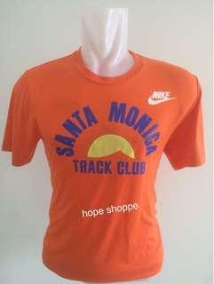 Original Nike Casual Tee Shirt Santa Monica Track Club BNWT