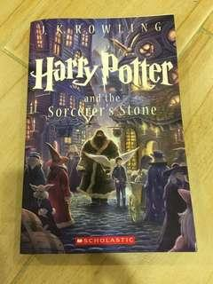 Harry Potter and the Sorcerer's Stone by J.K Rowling