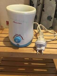 Autumnz Bottle & Food Warmer + Free Milk Storage Bottle Sticker