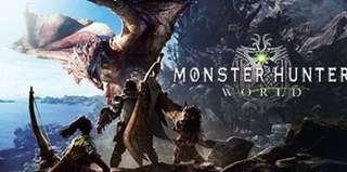 CHEAP Monster Hunter World