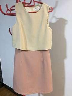 Brand New Neonmello Dress