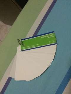 Paket 2 word cards