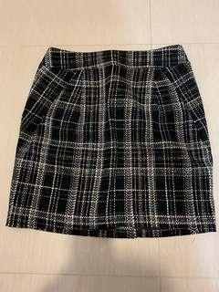 BN F21 Tweed Skirt (2 sizes avail)