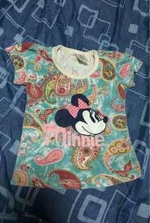 Disney Mickey Mouse Baby Top