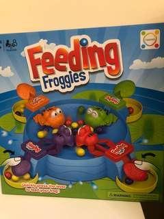 青蛙食波遊戲