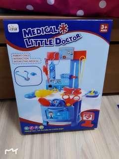 醫生遊戲組