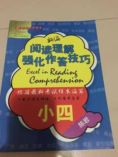 P4 Excel in Chinese Reading Comprehension