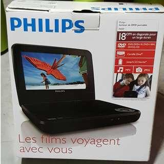 Philips Portable DVD Player PD7000B/98