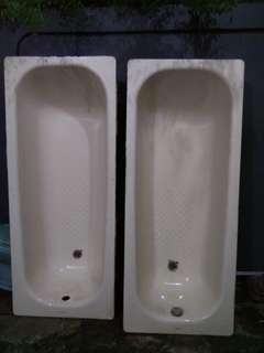 Bathub TOTO 8pcs murah
