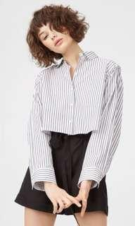 Club Monaco Sactor Shirt size XS