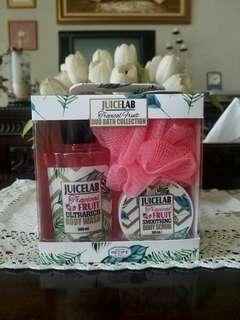 Gift Set Juice Lab Fruit Duo Bath Stok 1 pcs again first pay firts get ya