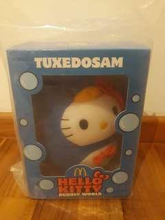 Tuxedosam soft toy (limited edition) - Hello Kitty Bubbly World