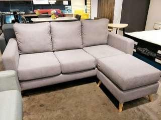 New Year Promotion L Shape Sofa