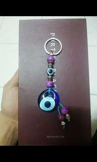 Blue Eye Keychain from turkey