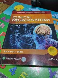 CLINICAL NEUROANATOMY- RICHARD S. SNELL EDITION 7