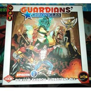 Guardians' Chronicles board game