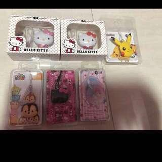 Hello Kitty charms ezlink