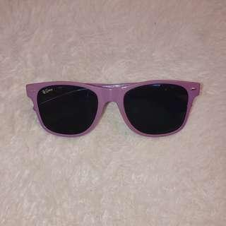 Kacamata Gaya (Purple)