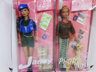 Janay doll SET of 2