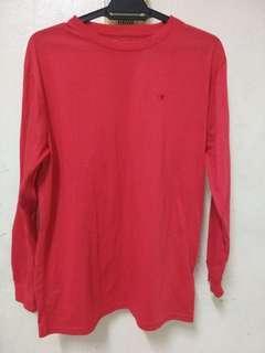 Champion Long Sleeve Shirt Size XL