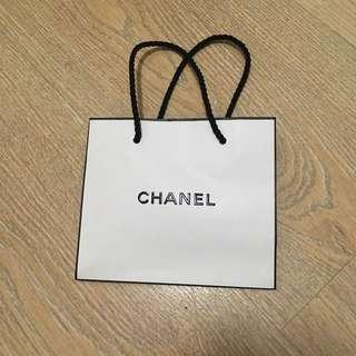 Chanel 名牌紙袋 extra small size