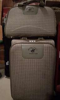 Polo Club Suitcase Set