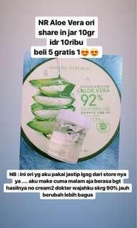 NR Aloe vera share in jar 10gr