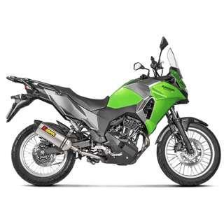 Akrapovic Exhaust for Kawasaki Versys X 300