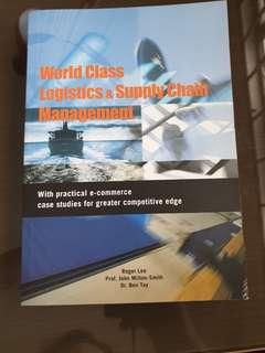 BOOK - World Class Logistics & Supply Chain Management By Roger Lee, Prof. John Milton-smith and Dr. Ben Tay For Sale