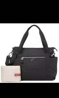 babymel cara ultra lite diaper bag - brand new with tag