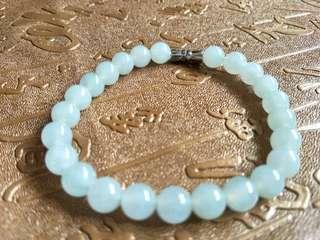 Jade Bracelet 白冰翡翠手珠