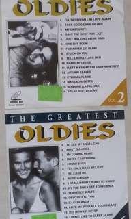 Karaoke VCD Greatest Oldies