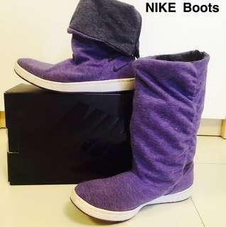 Original NIKE winter boots (fr Japan)