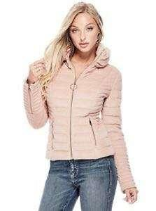 GUESS TEOMA QUILTED JACKET