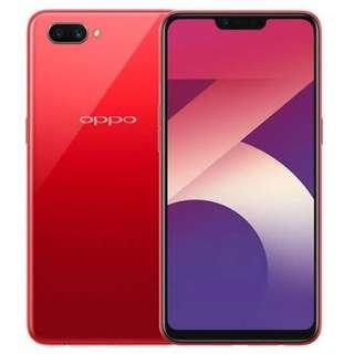 Brand new OPPO A3S (red)
