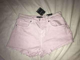 LILAC PURPLE SHORTS
