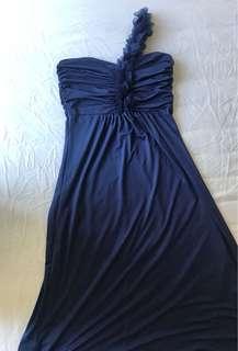 Pretty toga gown!