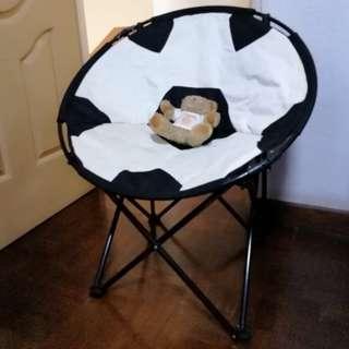 Soccer Canvas Chair