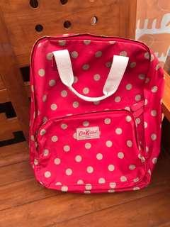 Cath kidston laptop backpack bag