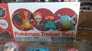 Pokemon Trainer Red Champions League Ver