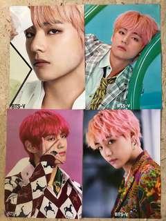 BTS V Posters