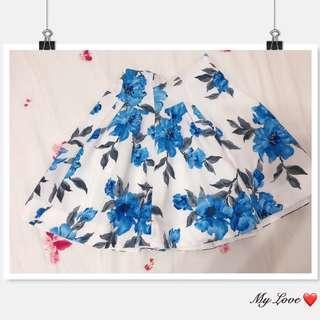 🚚 【日本帶回】LIZ LISA 浪漫氣質亮麗花裙