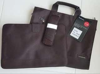 Lenovo Samsonite Laptop Bag with Sleeve