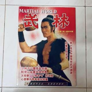 Bruce Lee Chinese magazine 2003
