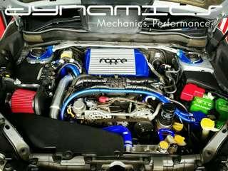 Subaru Forester SJ / WRX VA : Stage 1.5-2.0 Performance Upgrades